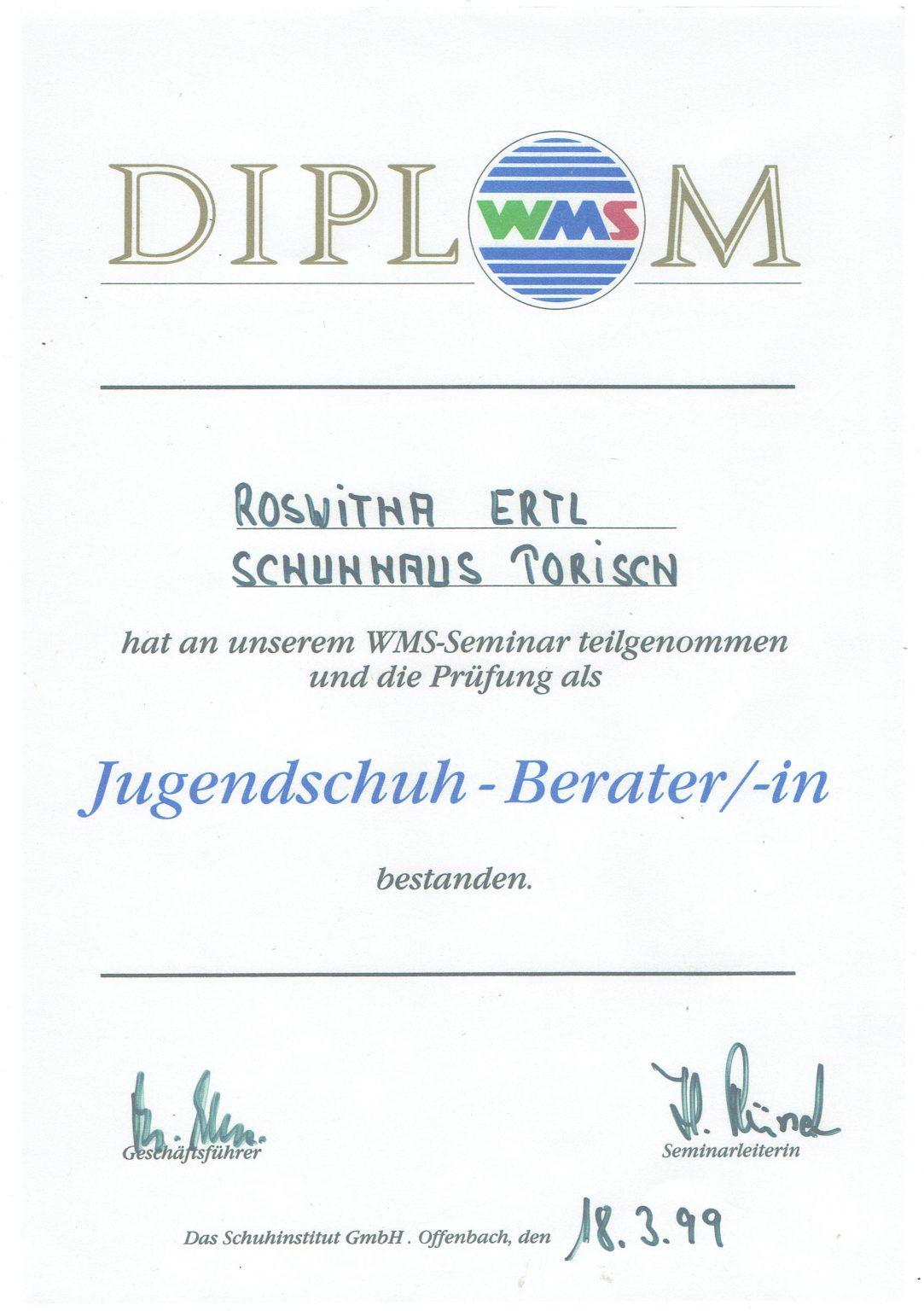 WMS Diplom Rosl